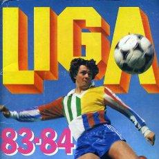 Álbum de fútbol completo: ALBUM FUTBOL LIGA 1983 1984 83 84, EDICIONES ESTE, COMPLETO, ORIGINAL , F. Lote 39839834