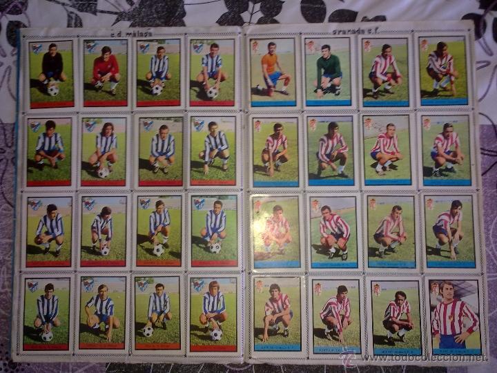 Álbum de fútbol completo: Álbum de Fútbol Fher Disgra 1972 1973 temporada 72 73 con todo lo editado! Poster Central Completo! - Foto 6 - 40118086