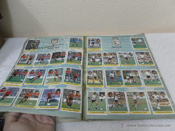 Álbum de fútbol completo: Álbum de cromos. Campeonato de futbol. Liga 81/ 82. Completo - Foto 8 - 40148563