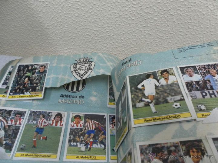 Álbum de fútbol completo: Álbum de cromos. Campeonato de futbol. Liga 81/ 82. Completo - Foto 9 - 40148563
