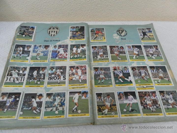 Álbum de fútbol completo: Álbum de cromos. Campeonato de futbol. Liga 81/ 82. Completo - Foto 11 - 40148563
