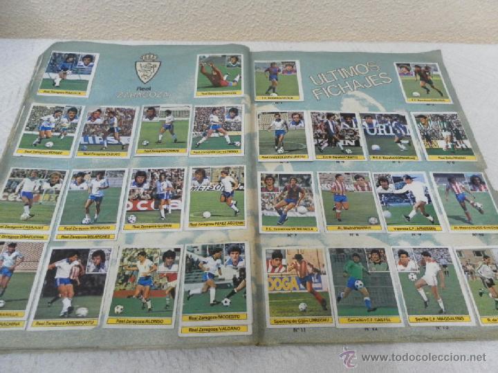 Álbum de fútbol completo: Álbum de cromos. Campeonato de futbol. Liga 81/ 82. Completo - Foto 13 - 40148563