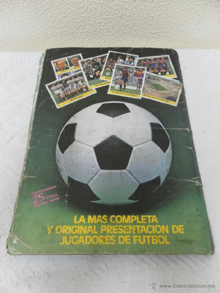 Álbum de fútbol completo: Álbum de cromos. Campeonato de futbol. Liga 81/ 82. Completo - Foto 18 - 40148563
