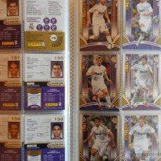 Álbum de fútbol completo: COLECCION COMPLETA MEGACRACKS 09/10 - PANINI ARCHIVADOR ADRENALYN + 398 FICHAS - PISCU 2009/2010. Lote 40267107