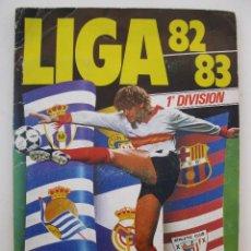 Álbum de fútbol completo: ÁLBUM DE CROMOS - CAMPEONATO DE LIGA 82/83 - EDICIONES ESTE - COMPLETO.. Lote 40339712