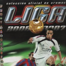 Álbum de fútbol completo: LIGA ESTE 2006/07 ALBUN COMPLETO. Lote 40469668