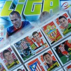 Álbum de fútbol completo: COLECCION COMPLETA LIGA ESTE 2013-2014 PANINI - ALBUM VACIO + TODOS CROMOS SIN PEGAR 13 14 FUTBOL. Lote 269280933