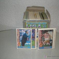 Álbum de fútbol completo: COLECCION DE LAS FICHAS DE LA LIGA 96-97 CON 630 FICHAS DISTINTAS. Lote 40975664