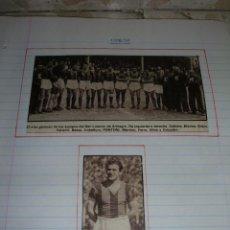 Álbum de fútbol completo: COLECCION EQUIPOS DE FUTBOL DEL MUNDO. Lote 41336368