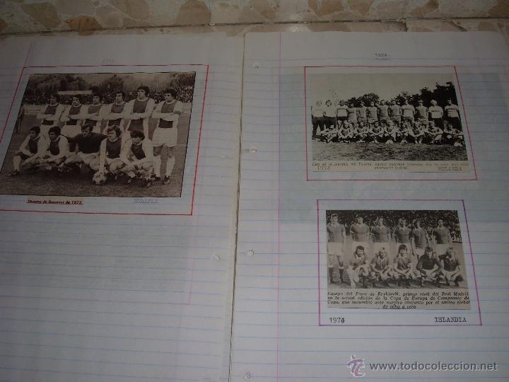 Álbum de fútbol completo: COLECCION EQUIPOS DE FUTBOL DEL MUNDO - Foto 4 - 41336368