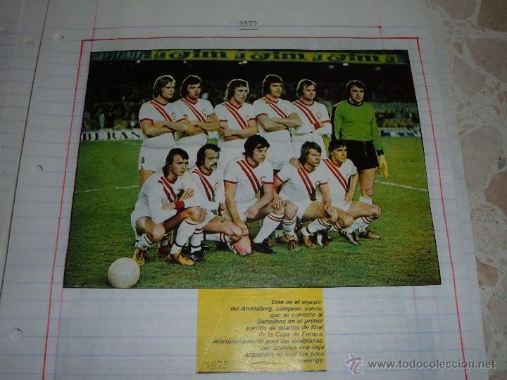 Álbum de fútbol completo: COLECCION EQUIPOS DE FUTBOL DEL MUNDO - Foto 5 - 41336368