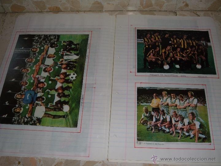 Álbum de fútbol completo: COLECCION EQUIPOS DE FUTBOL DEL MUNDO - Foto 7 - 41336368