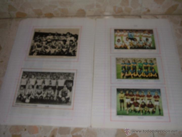Álbum de fútbol completo: COLECCION EQUIPOS DE FUTBOL DEL MUNDO - Foto 8 - 41336368