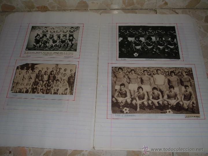 Álbum de fútbol completo: COLECCION EQUIPOS DE FUTBOL DEL MUNDO - Foto 9 - 41336368