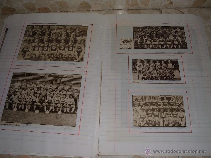 Álbum de fútbol completo: COLECCION EQUIPOS DE FUTBOL DEL MUNDO - Foto 10 - 41336368