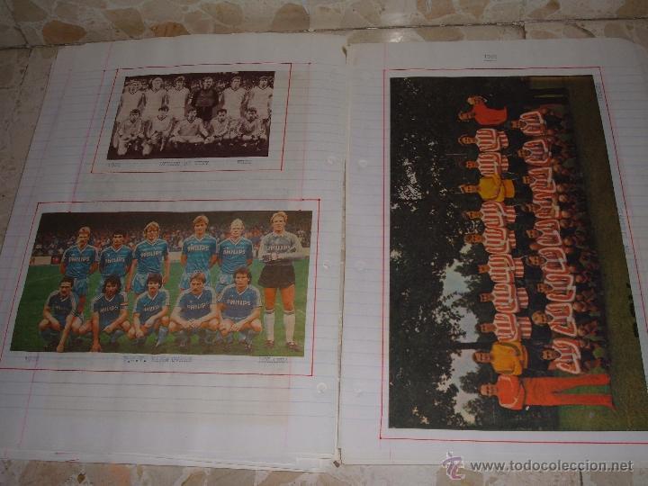 Álbum de fútbol completo: COLECCION EQUIPOS DE FUTBOL DEL MUNDO - Foto 11 - 41336368
