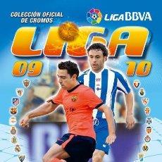 Álbum de fútbol completo: ESTE 09/10 COLECCION COMPLETA SIN PEGAR TODO LO EDITADO ALBUM ERRORES + UF INVIERNO. Lote 41344140