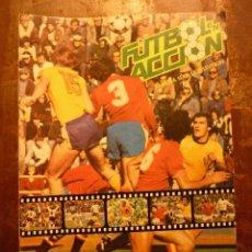 Álbum de fútbol completo: ÁLBUM , FÚTBOL EN ACCIÓN , DANONE 82 , COMPLETO . . Lote 41402090