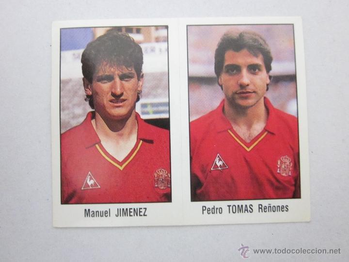 Álbum de fútbol completo: POSTER MI SELECCION NACIONAL- MAS TRES CROMOS SUELTOS- PUBLICIDAD CHORIZO REVILLA - (ALB -75) - Foto 11 - 41514478