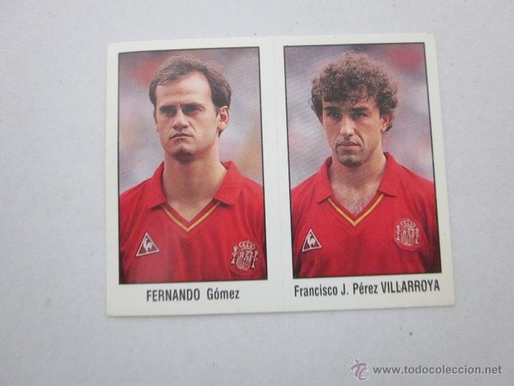 Álbum de fútbol completo: POSTER MI SELECCION NACIONAL- MAS TRES CROMOS SUELTOS- PUBLICIDAD CHORIZO REVILLA - (ALB -75) - Foto 15 - 41514478