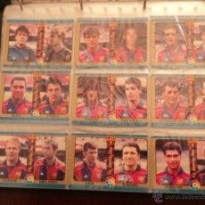 Álbum de fútbol completo: ALBUM FUTBOL TOTAL 1994/1995 FICHAS MUNDI CROMO 1ª Y 2ª DIVISIÓN COMPLETO 94/95. Lote 41599535