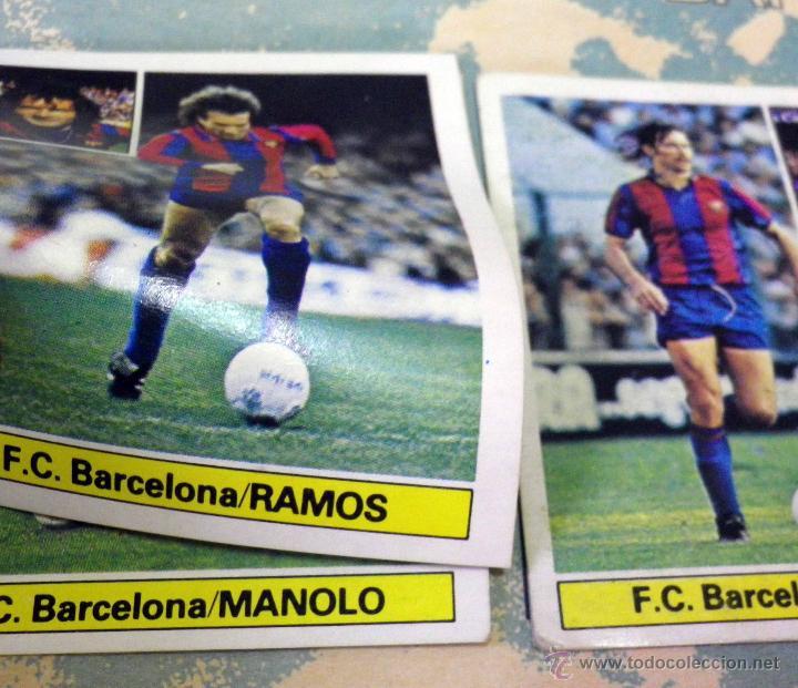 Álbum de fútbol completo: ALBUM DE FUTBOL, LIGA 81 - 82, 1981 - 1982, EDICIONES ESTE, COMPLETO, (VER FOTOS) - Foto 3 - 41789651