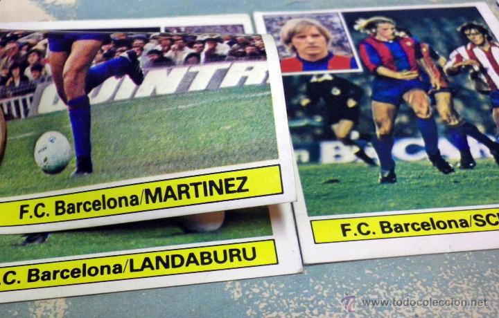 Álbum de fútbol completo: ALBUM DE FUTBOL, LIGA 81 - 82, 1981 - 1982, EDICIONES ESTE, COMPLETO, (VER FOTOS) - Foto 4 - 41789651