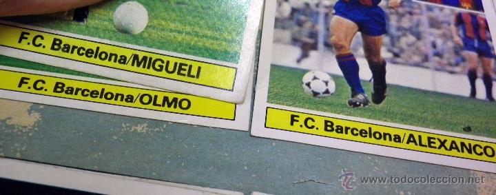 Álbum de fútbol completo: ALBUM DE FUTBOL, LIGA 81 - 82, 1981 - 1982, EDICIONES ESTE, COMPLETO, (VER FOTOS) - Foto 5 - 41789651