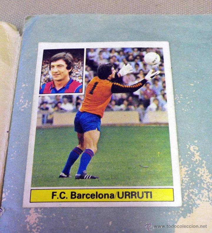 Álbum de fútbol completo: ALBUM DE FUTBOL, LIGA 81 - 82, 1981 - 1982, EDICIONES ESTE, COMPLETO, (VER FOTOS) - Foto 7 - 41789651