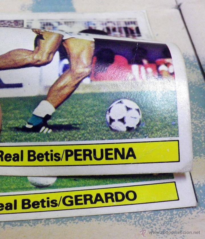 Álbum de fútbol completo: ALBUM DE FUTBOL, LIGA 81 - 82, 1981 - 1982, EDICIONES ESTE, COMPLETO, (VER FOTOS) - Foto 10 - 41789651