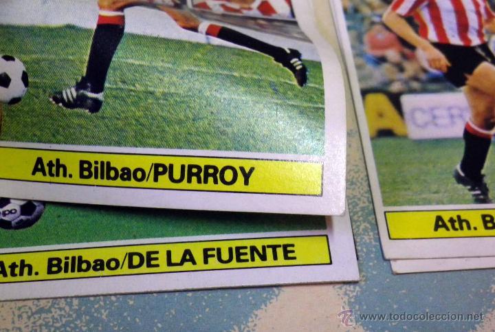 Álbum de fútbol completo: ALBUM DE FUTBOL, LIGA 81 - 82, 1981 - 1982, EDICIONES ESTE, COMPLETO, (VER FOTOS) - Foto 12 - 41789651