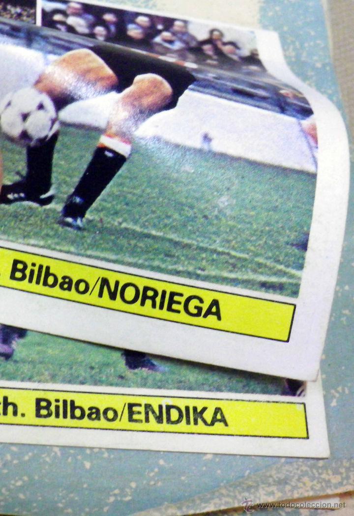 Álbum de fútbol completo: ALBUM DE FUTBOL, LIGA 81 - 82, 1981 - 1982, EDICIONES ESTE, COMPLETO, (VER FOTOS) - Foto 13 - 41789651