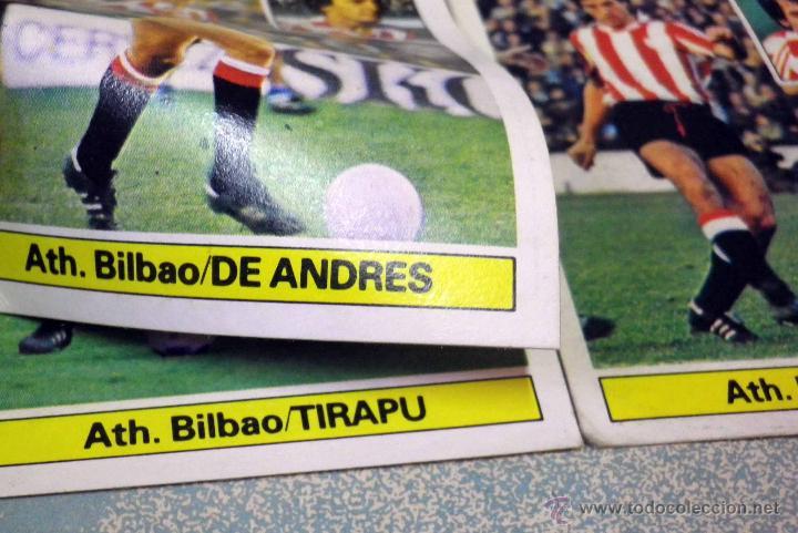 Álbum de fútbol completo: ALBUM DE FUTBOL, LIGA 81 - 82, 1981 - 1982, EDICIONES ESTE, COMPLETO, (VER FOTOS) - Foto 14 - 41789651