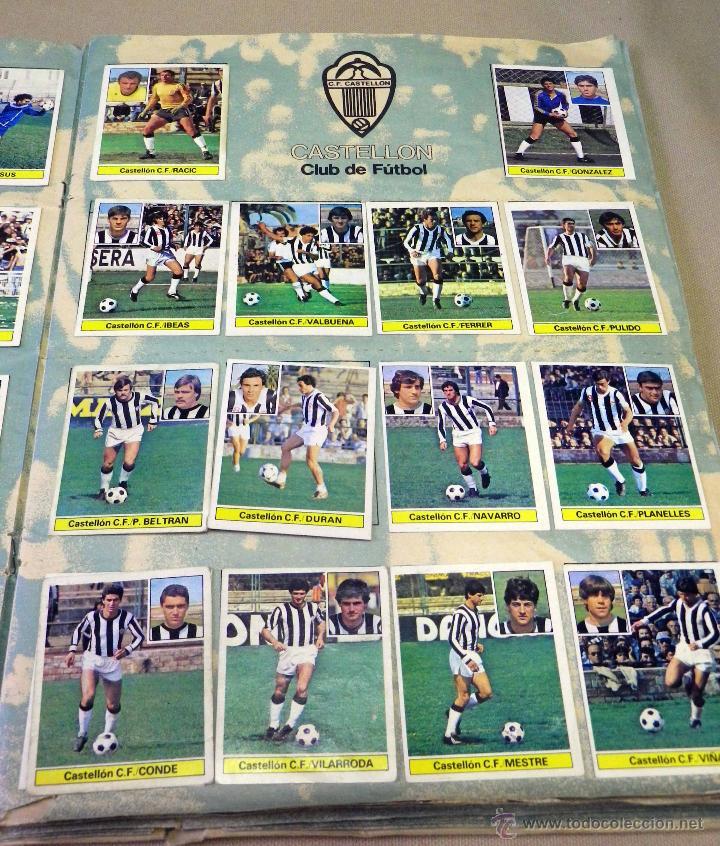 Álbum de fútbol completo: ALBUM DE FUTBOL, LIGA 81 - 82, 1981 - 1982, EDICIONES ESTE, COMPLETO, (VER FOTOS) - Foto 18 - 41789651