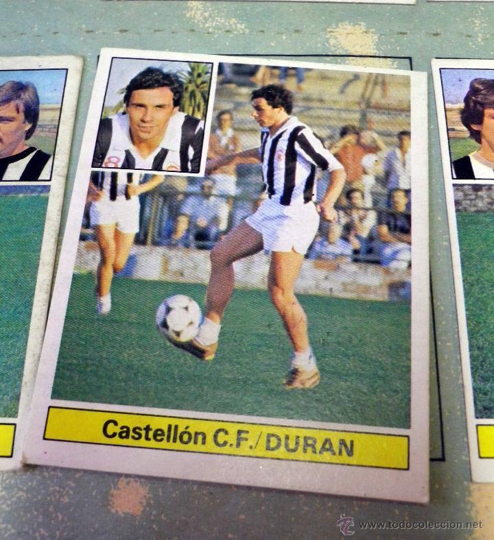 Álbum de fútbol completo: ALBUM DE FUTBOL, LIGA 81 - 82, 1981 - 1982, EDICIONES ESTE, COMPLETO, (VER FOTOS) - Foto 19 - 41789651
