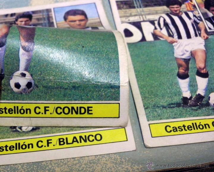 Álbum de fútbol completo: ALBUM DE FUTBOL, LIGA 81 - 82, 1981 - 1982, EDICIONES ESTE, COMPLETO, (VER FOTOS) - Foto 20 - 41789651