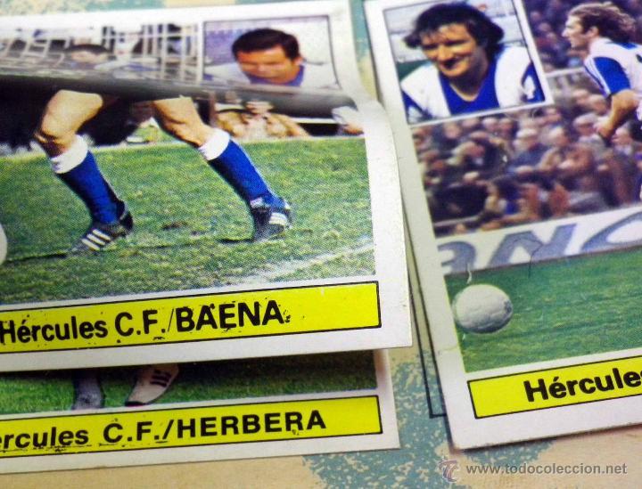 Álbum de fútbol completo: ALBUM DE FUTBOL, LIGA 81 - 82, 1981 - 1982, EDICIONES ESTE, COMPLETO, (VER FOTOS) - Foto 27 - 41789651