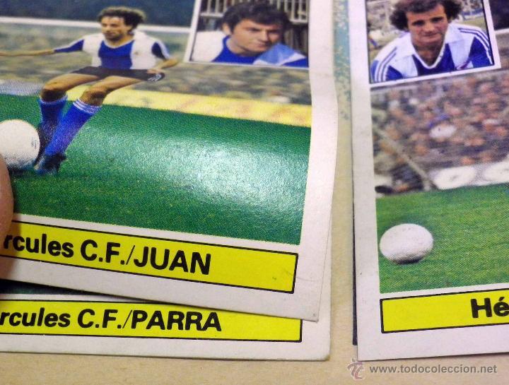 Álbum de fútbol completo: ALBUM DE FUTBOL, LIGA 81 - 82, 1981 - 1982, EDICIONES ESTE, COMPLETO, (VER FOTOS) - Foto 28 - 41789651
