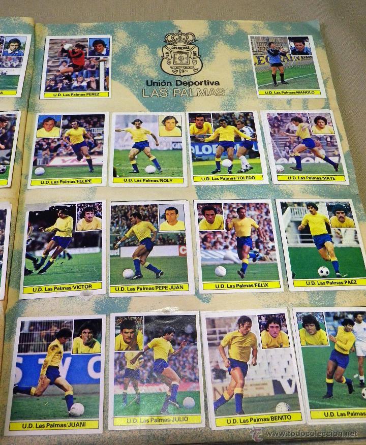 Álbum de fútbol completo: ALBUM DE FUTBOL, LIGA 81 - 82, 1981 - 1982, EDICIONES ESTE, COMPLETO, (VER FOTOS) - Foto 29 - 41789651