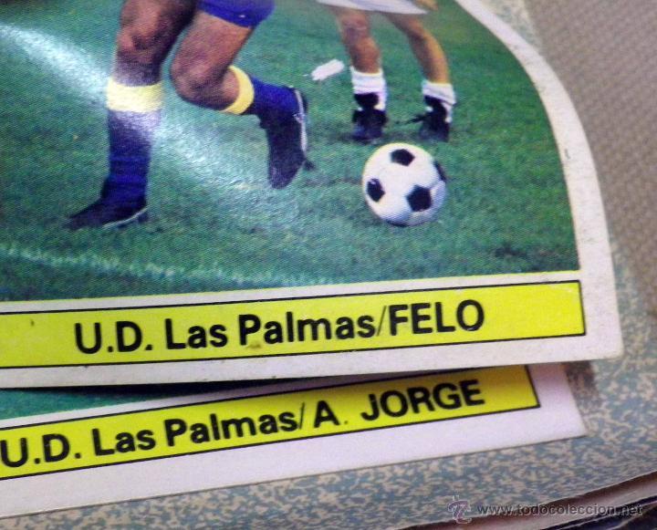 Álbum de fútbol completo: ALBUM DE FUTBOL, LIGA 81 - 82, 1981 - 1982, EDICIONES ESTE, COMPLETO, (VER FOTOS) - Foto 30 - 41789651