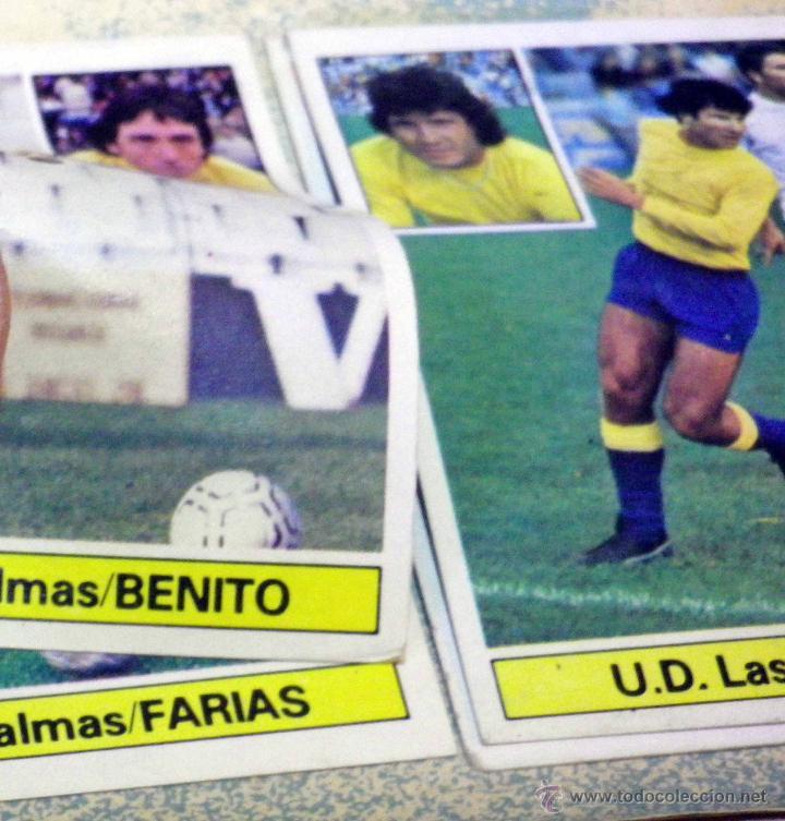 Álbum de fútbol completo: ALBUM DE FUTBOL, LIGA 81 - 82, 1981 - 1982, EDICIONES ESTE, COMPLETO, (VER FOTOS) - Foto 31 - 41789651