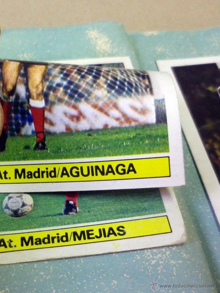 Álbum de fútbol completo: ALBUM DE FUTBOL, LIGA 81 - 82, 1981 - 1982, EDICIONES ESTE, COMPLETO, (VER FOTOS) - Foto 34 - 41789651