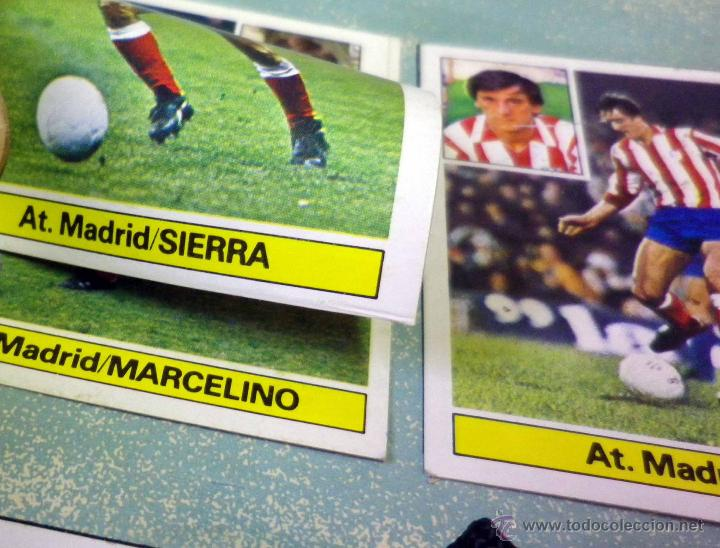 Álbum de fútbol completo: ALBUM DE FUTBOL, LIGA 81 - 82, 1981 - 1982, EDICIONES ESTE, COMPLETO, (VER FOTOS) - Foto 35 - 41789651