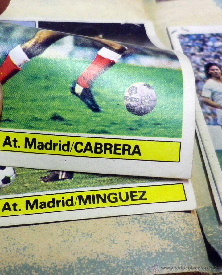 Álbum de fútbol completo: ALBUM DE FUTBOL, LIGA 81 - 82, 1981 - 1982, EDICIONES ESTE, COMPLETO, (VER FOTOS) - Foto 36 - 41789651