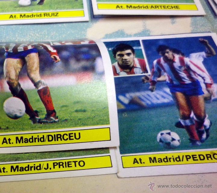 Álbum de fútbol completo: ALBUM DE FUTBOL, LIGA 81 - 82, 1981 - 1982, EDICIONES ESTE, COMPLETO, (VER FOTOS) - Foto 37 - 41789651