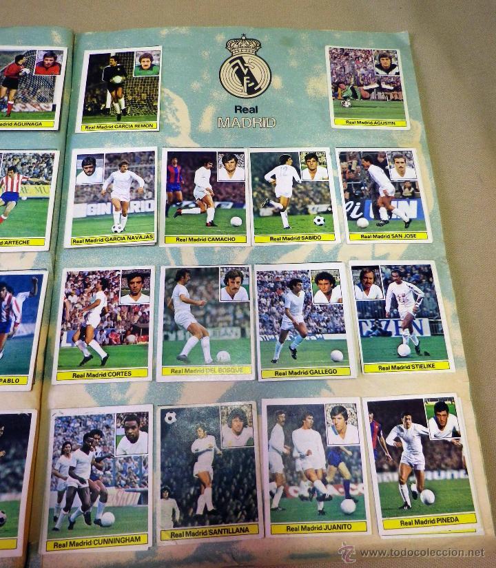 Álbum de fútbol completo: ALBUM DE FUTBOL, LIGA 81 - 82, 1981 - 1982, EDICIONES ESTE, COMPLETO, (VER FOTOS) - Foto 38 - 41789651
