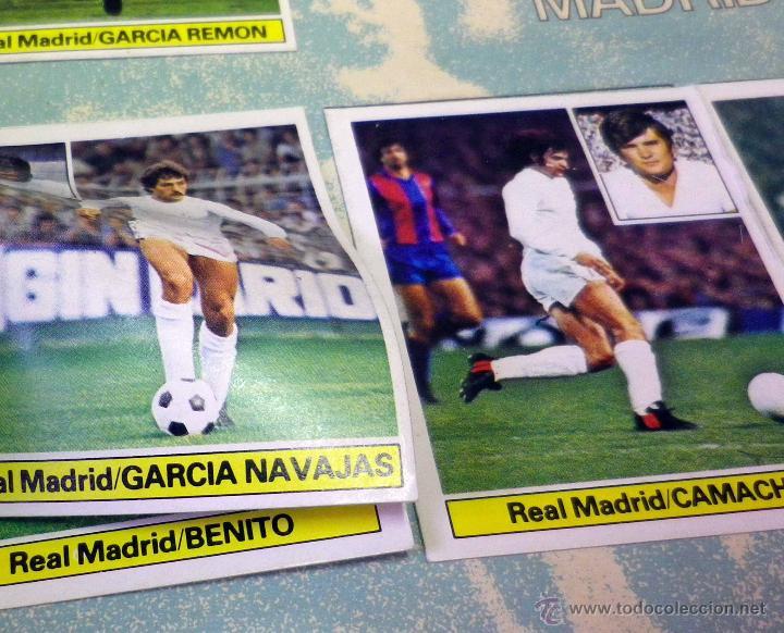 Álbum de fútbol completo: ALBUM DE FUTBOL, LIGA 81 - 82, 1981 - 1982, EDICIONES ESTE, COMPLETO, (VER FOTOS) - Foto 39 - 41789651