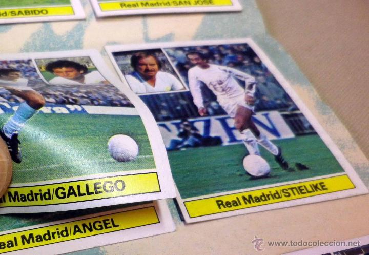 Álbum de fútbol completo: ALBUM DE FUTBOL, LIGA 81 - 82, 1981 - 1982, EDICIONES ESTE, COMPLETO, (VER FOTOS) - Foto 40 - 41789651