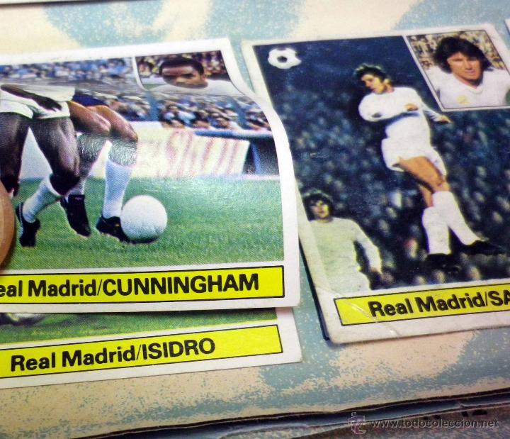 Álbum de fútbol completo: ALBUM DE FUTBOL, LIGA 81 - 82, 1981 - 1982, EDICIONES ESTE, COMPLETO, (VER FOTOS) - Foto 41 - 41789651