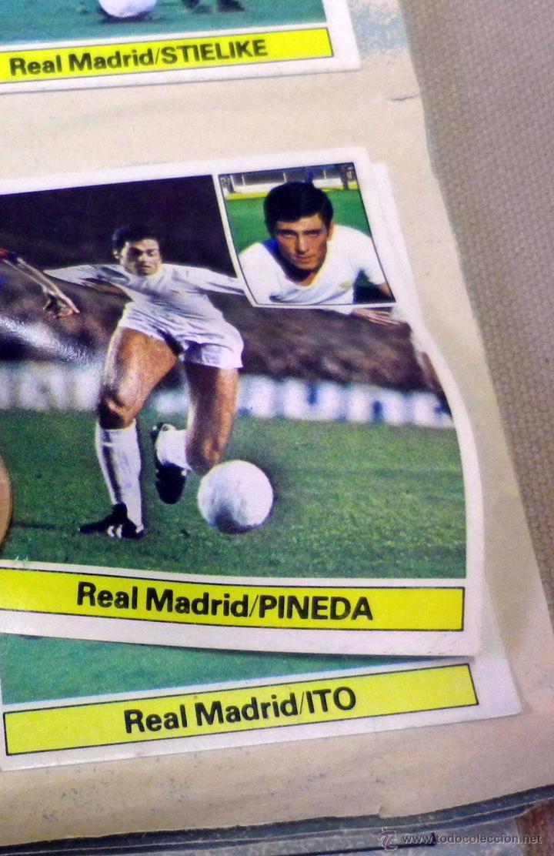 Álbum de fútbol completo: ALBUM DE FUTBOL, LIGA 81 - 82, 1981 - 1982, EDICIONES ESTE, COMPLETO, (VER FOTOS) - Foto 42 - 41789651